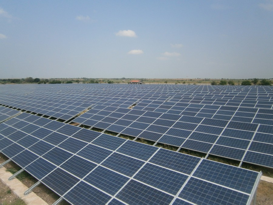 GENERATING POWER FROM SOLAR PANELS