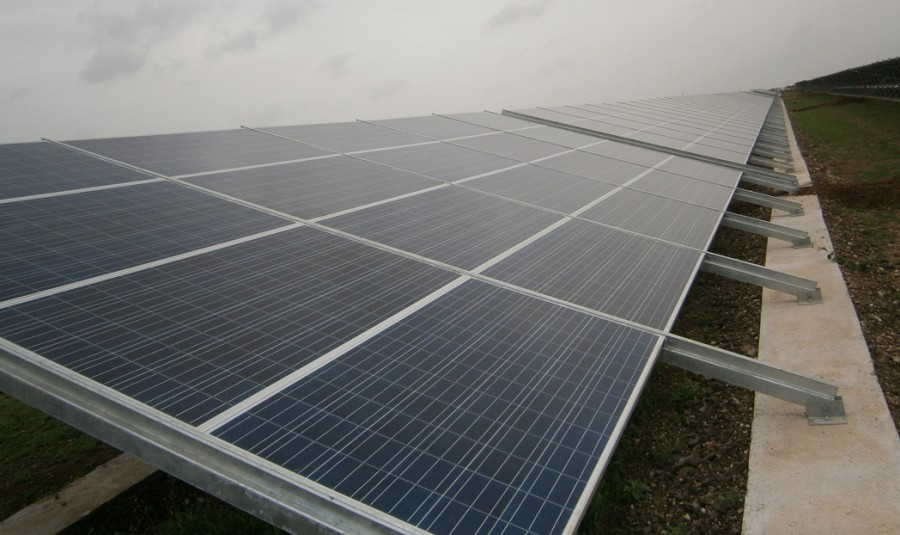 GENERATING POWER FROM SOLAR PANELS IN PAN POWER
