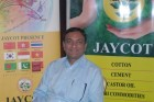 JAYCOT-13 under China International Cotton Conference - 2011