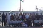 Our factory staff under The Indian Republic Day - 2012